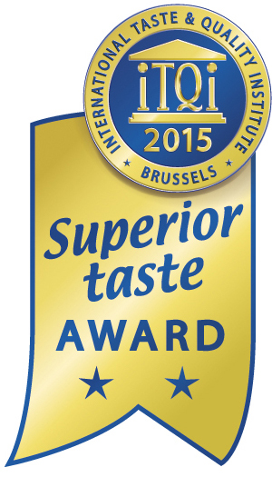 Superior Taste Award 2015 (Two Stars)